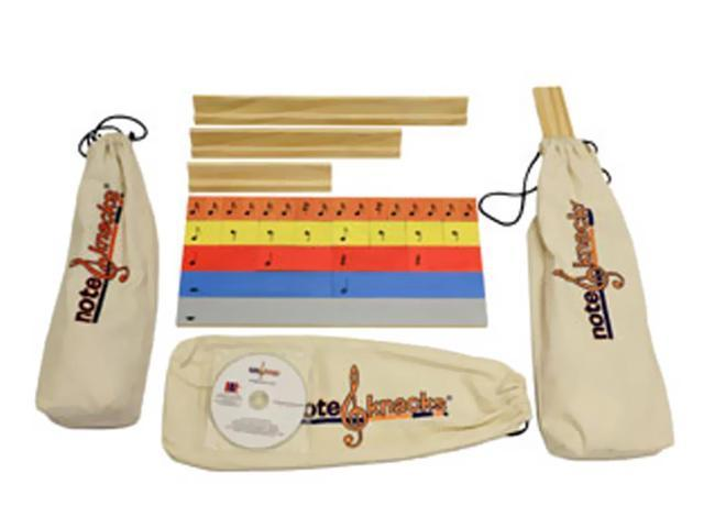 Rhythm Band Note Knacks Full Classroom Set