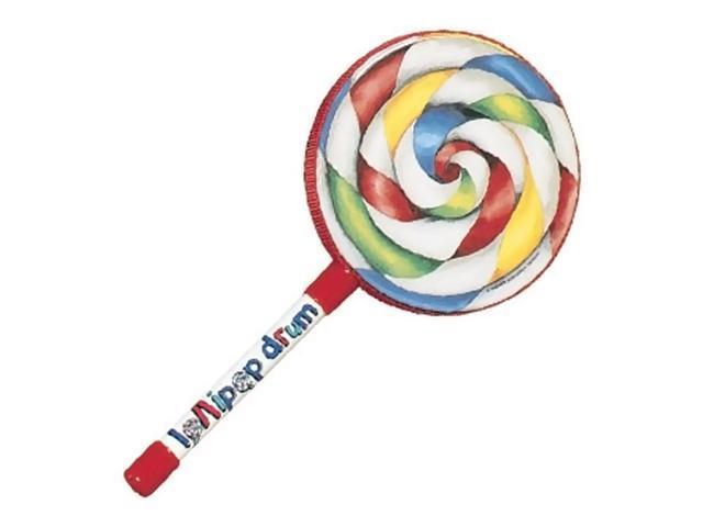 Rhythm Band Lollipop Drum 10 Inch