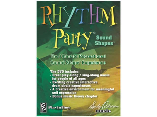 Rhythm Band Rhythm Party Sound Shapes Dvd