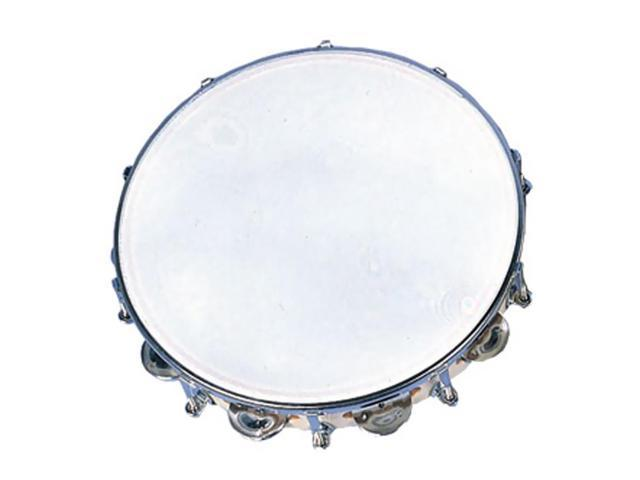 Rhythm Band 10 Tambourine 9 Jngls Tuneable