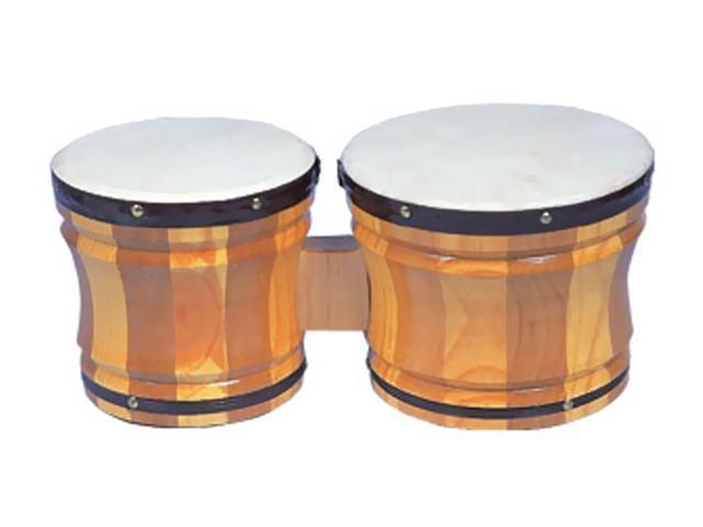 Rhythm Band Dlx Spanish Style Bongo