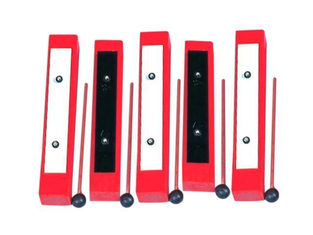 Rhythm Band Five Note Bass Bell Set