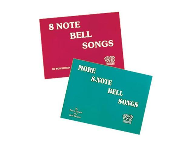 Rhythm Band 8 Note Bell Songs Book