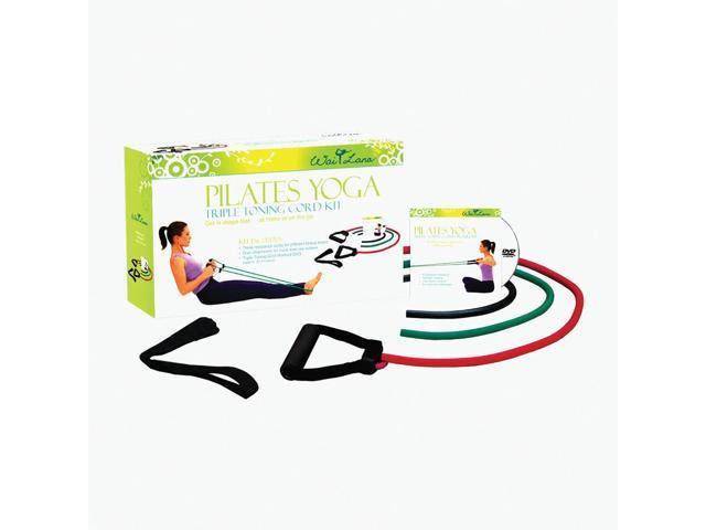 Wailana Pilates Yoga Triple Toning Cord Kit