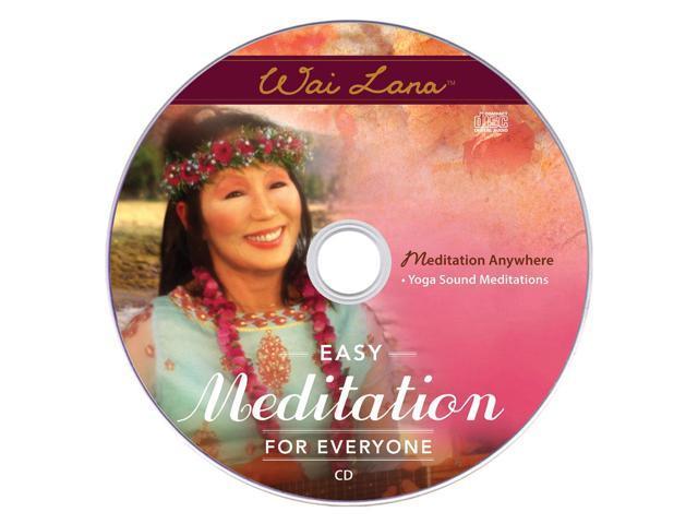 Wailana Easy Meditation For Everyone DVD