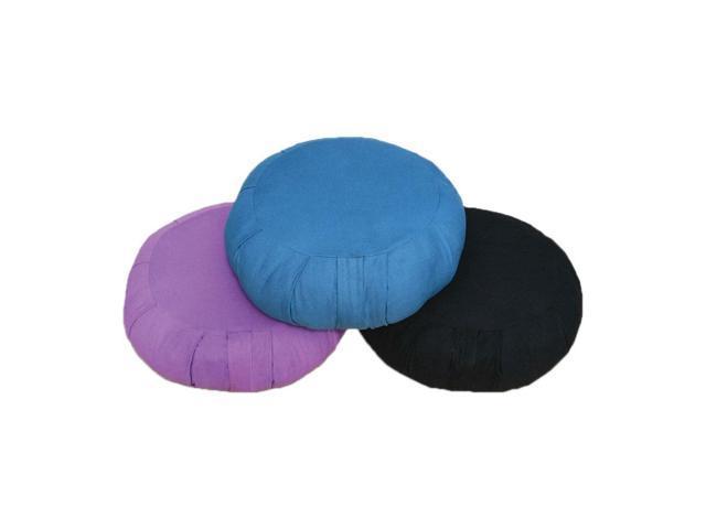 Wailana Zafu Meditation Cushion Purple