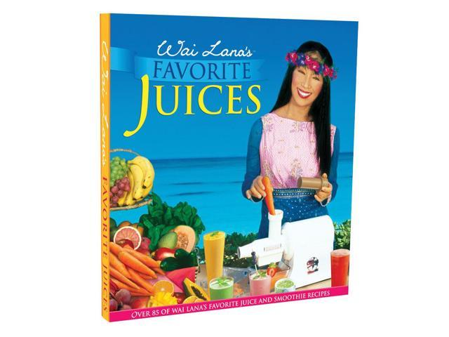 Wailana Wai Lana's Favorite Juices