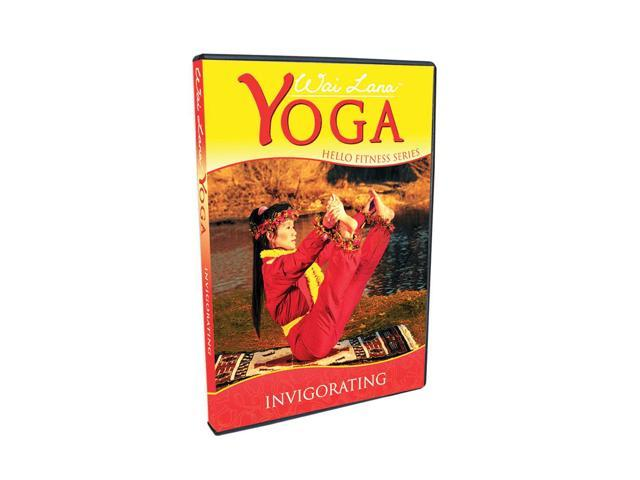Wailana Invigorating DVD