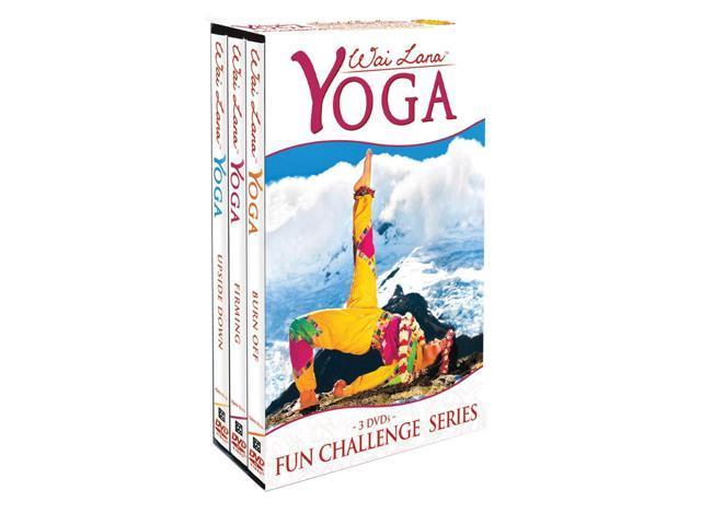 Wailana Fun Challenge Series Tripack DVD