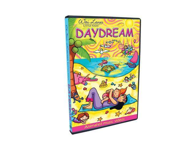 Wailana Wai Lana's Little Yogis Daydream DVD