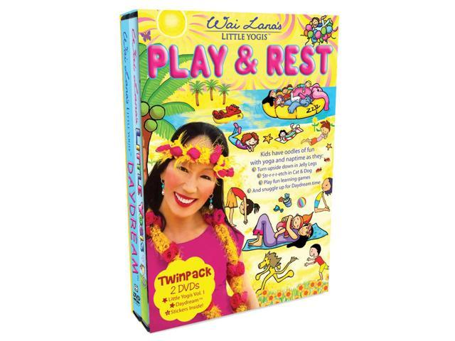 Wailana Play And Rest DVD Twin Pack
