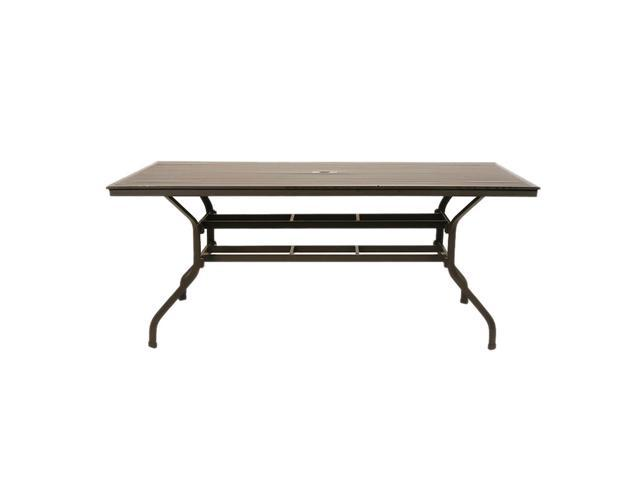 Caluco San Michele Rectangle Dining Table 96
