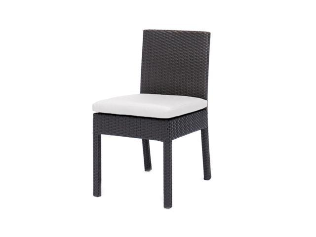 Caluco Dijon Dining Side Chair Color: CH Dark Java