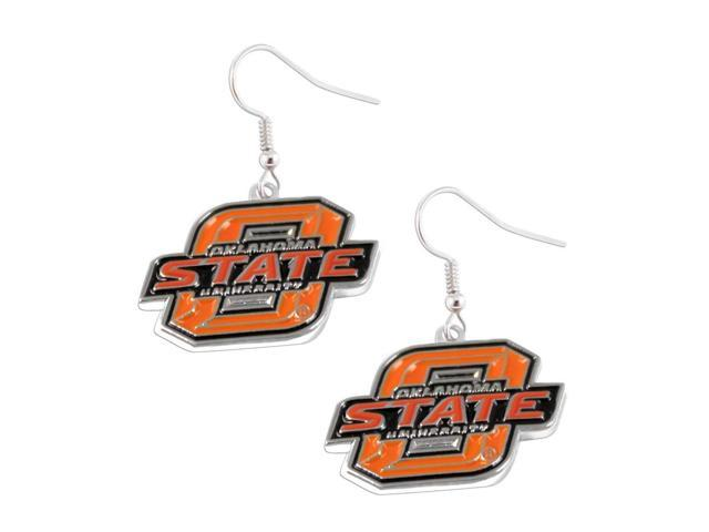 NCAA Oklahoma State Cowboys Dangle Earring Set Charm Gift