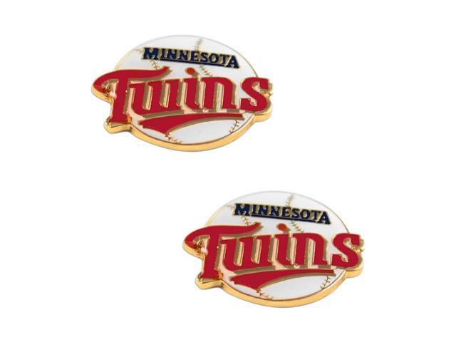 MLB Minnesota Twins Post Stud Earring Set Charm Gift