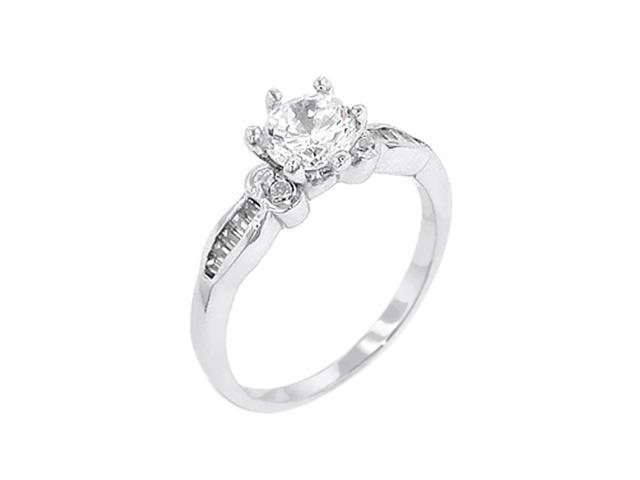 J Goodin Fashion Jewelry Geneva Ring Size 7