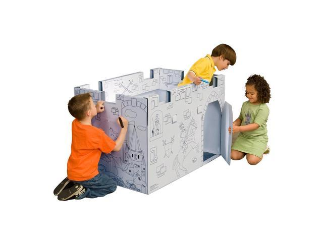 My Very Own Kids Preschool Children Activity Indoor Outdoor Creative Painting Drawing Holidays Fun Castle