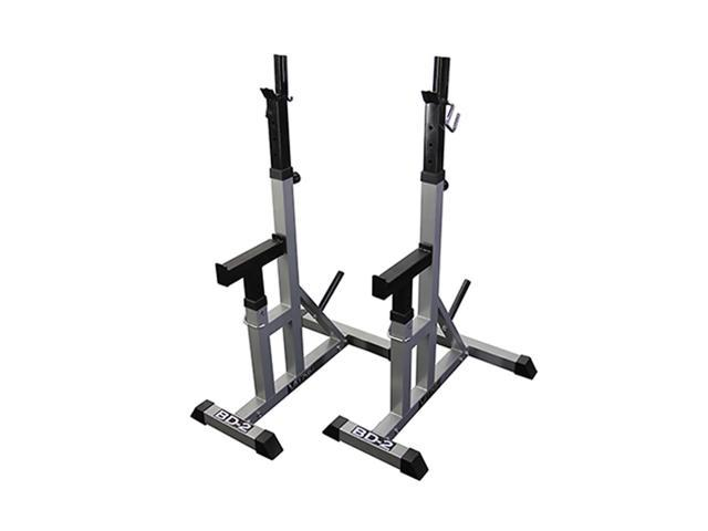 Valor Fitness Exercise Equipment Independent Bench Press Stands
