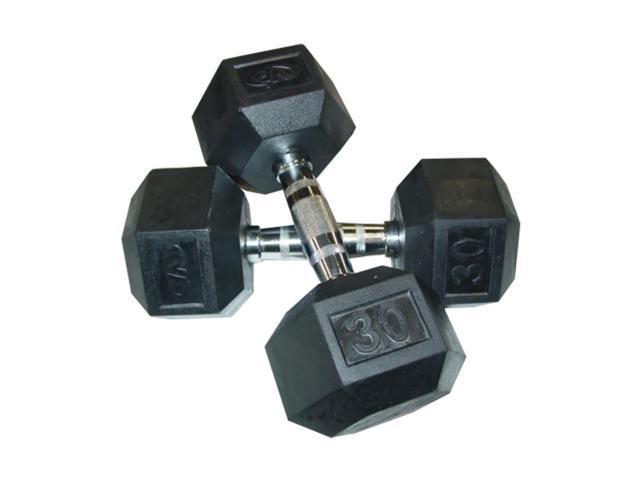 Valor Fitness 30lb Dumbbell (Pair)