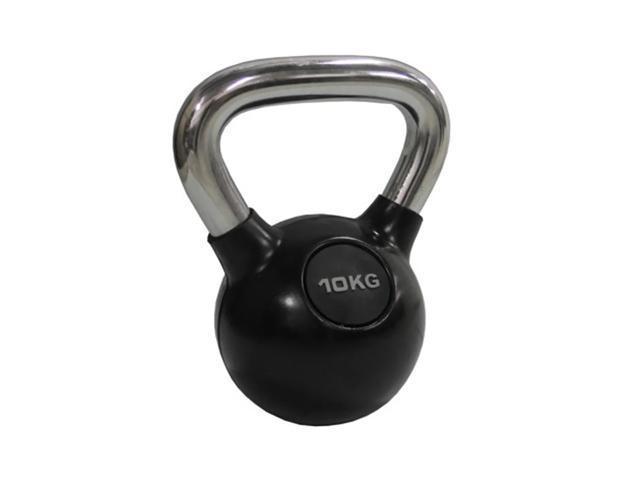 Valor Fitness Chrome Kettle Bell 10kg