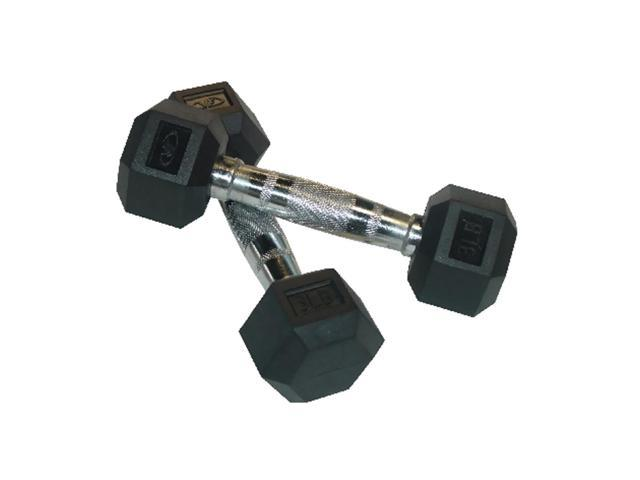 Valor Fitness 3 Lb Dumbbell (Pair)