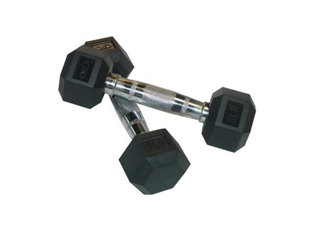 Valor Fitness 5 Lb Dumbbell (Pair)