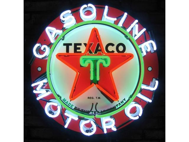 Neonetics Texaco gasoline neon sign - Newegg.ca