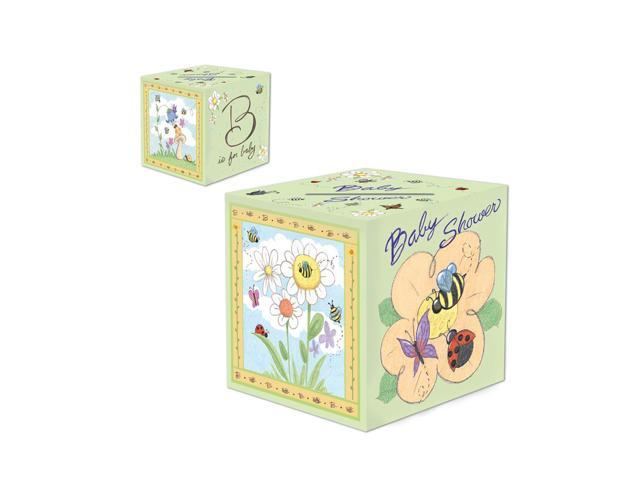 Beistle Home Decorations Party supply B Is For Baby Card Box 6