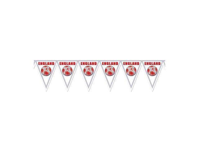 Beistle Home Decorations Party supply Pennant Banner - England 11
