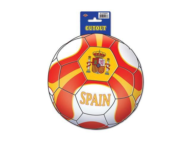 Beistle Home Decorations Party supply Cutout - Spain 10