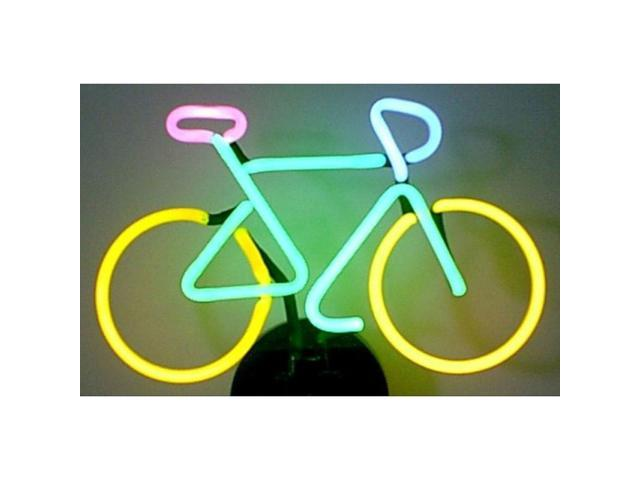 Neonetics Bicycle Neon Sculpture