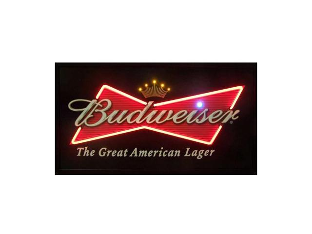 Neonetics Budweiser Bowtie Neon Led Picture