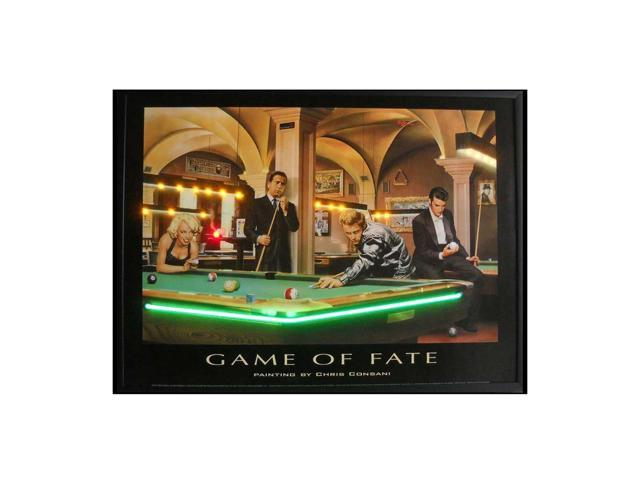 Neonetics Game Of Fate Neon Led Picture