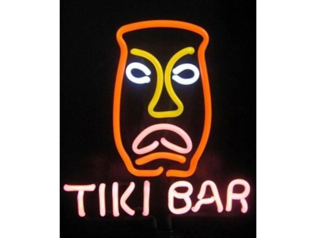 Neonetics Tiki Bar Neon Scuplture