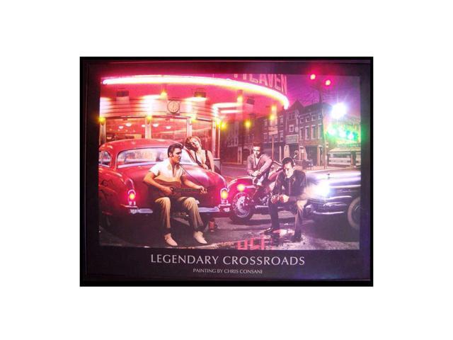 Neonetics Legendary Crossroads Neon Led Picture