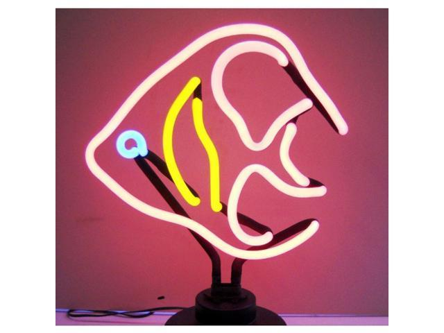 Neonetics Angelfish Neon Sculpture - Newegg.ca