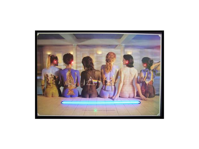 Neonetics Pink Floyd Neon Led Picture