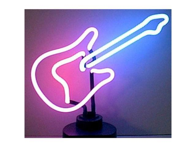 Neonetics Guitar Neon Sculpture