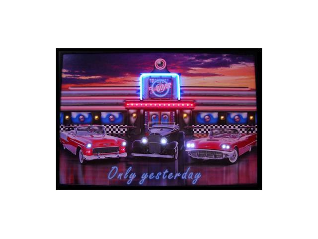 Neonetics Only Yesterday Neon Led Picture