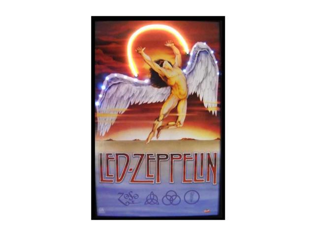 Neonetics Led Zeppelin Neon Led Picture