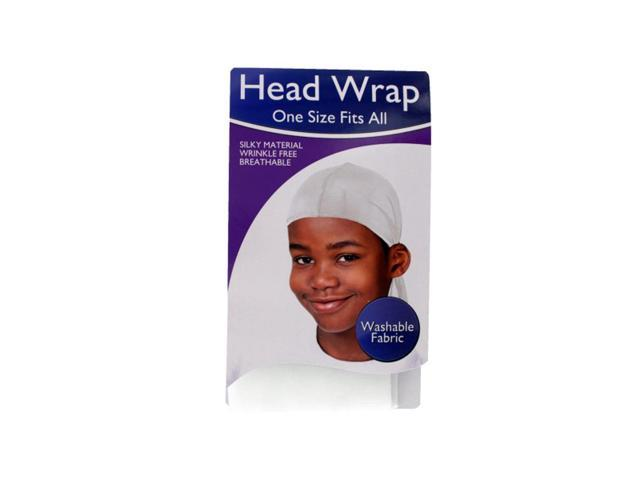 Kole Imports Head Wrap With Tie Band Pack Of 24