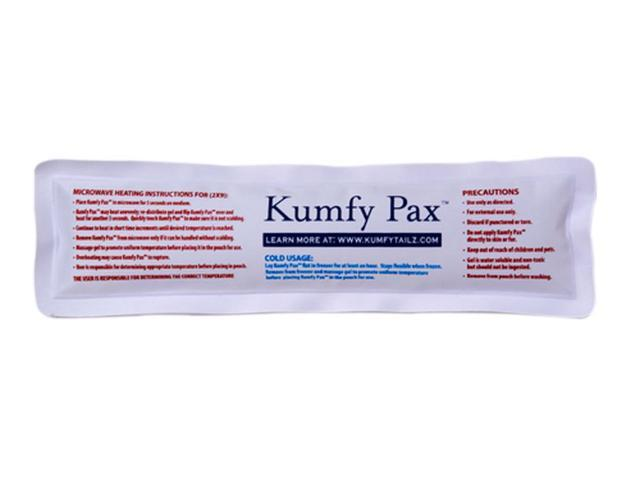Kumfy Tailz Small Pet Animals Safe Protective Kumfy Pax 2X9 Fits Size Small