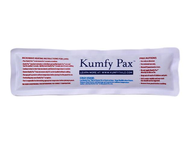 Kumfy Tailz Small Pet Animals Safe Protective Kumfy Pax 4X10 Fits Size Medium