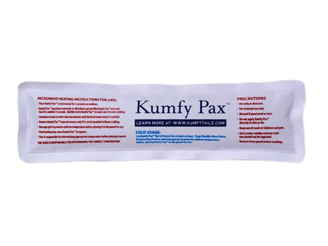 Kumfy Tailz Small Pet Animals Safe Protective Kumfy Pax 6X15 Fits Sizes Large