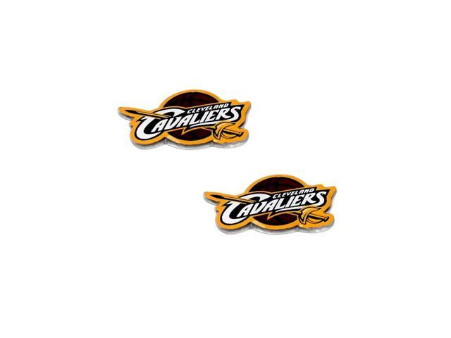 NBA Cleveland Cavaliers Post Stud Earring Charm Gift Set