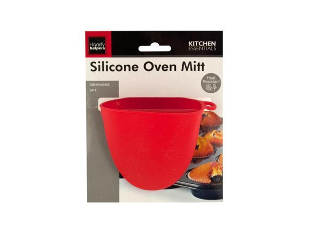 Kole Imports Silicone Oven Mitt Pack Of 24