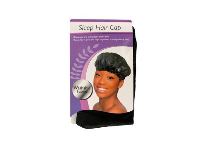 Kole Imports Sleep Hair Cap Pack Of 24