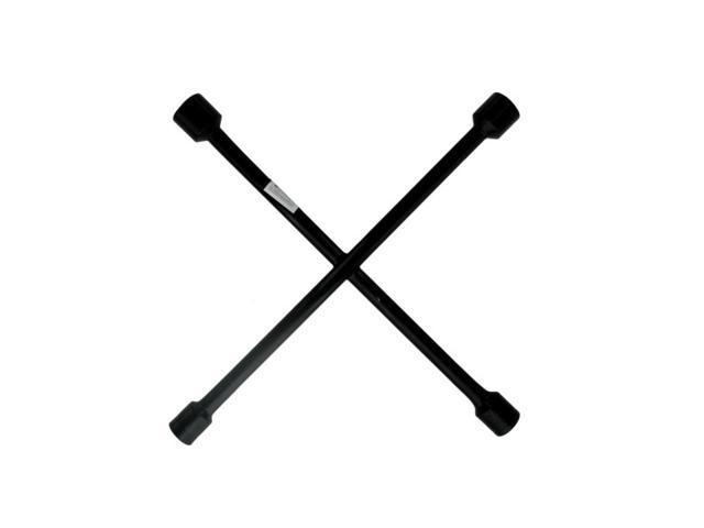 Kole Imports Heavy Duty Lug Nut Wrench Pack Of 1
