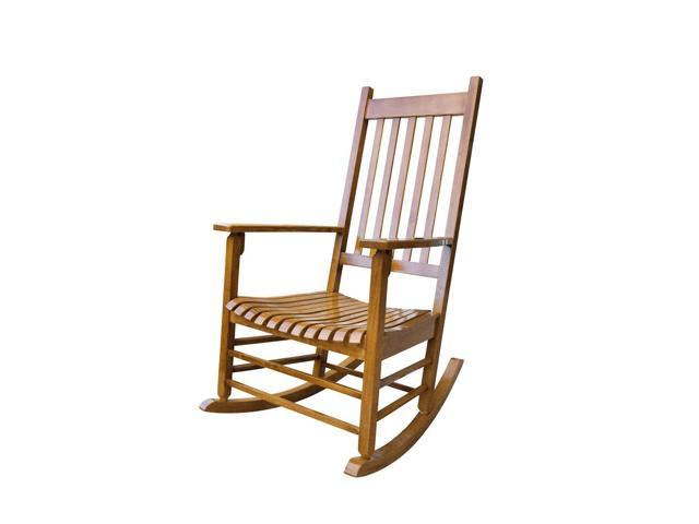 Shine Company Outdoor Furniture Vermont Porch Rocker Chair