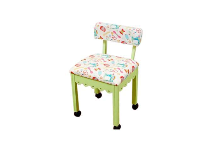 Arrow Sewing Cabinet Craft Room Furniture Wood fabric
